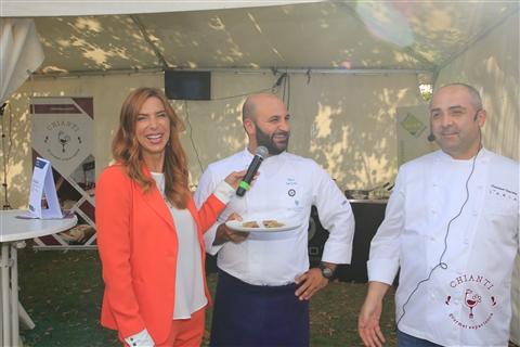 Chef Del Sorbo